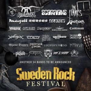 Sweden-Rock Festival