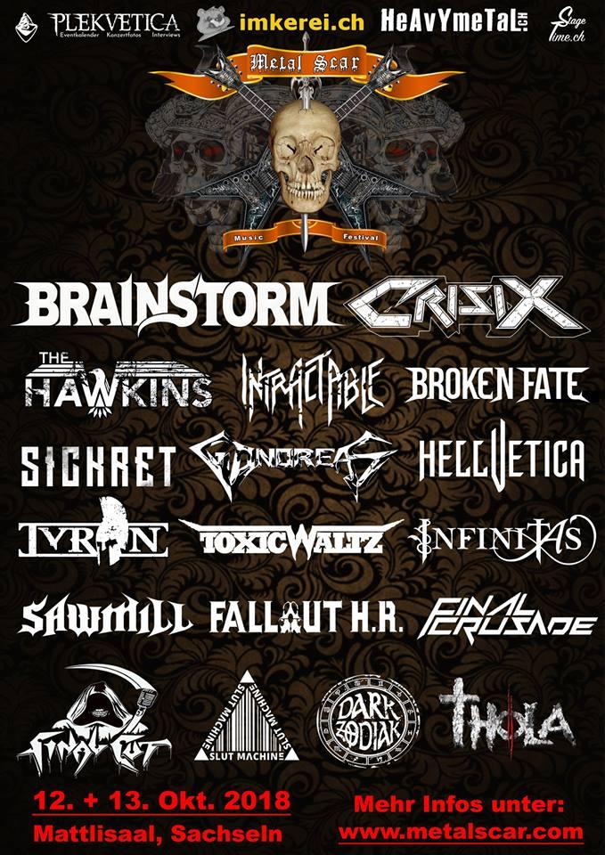 Metal Scar Festival 2018